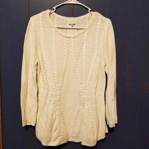 White Cupio Sweater
